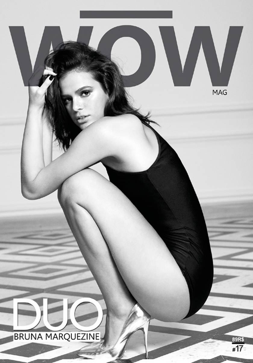 Bruna Marquezine - Revista WOW 05