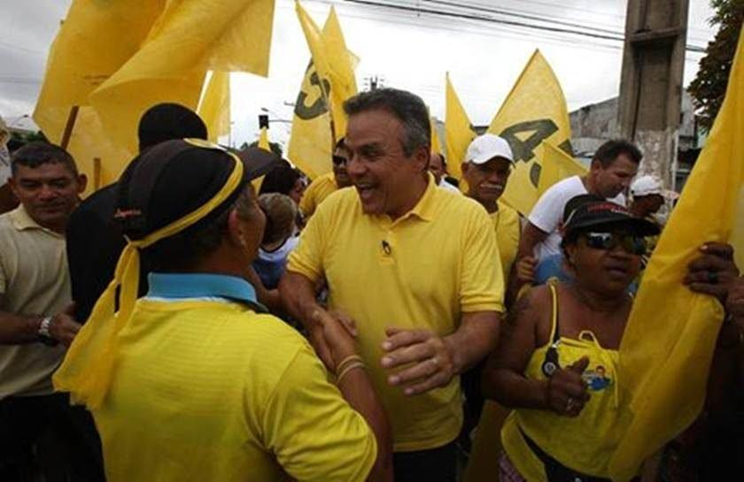 Zenaldo Coutinho Reprodução Facebook