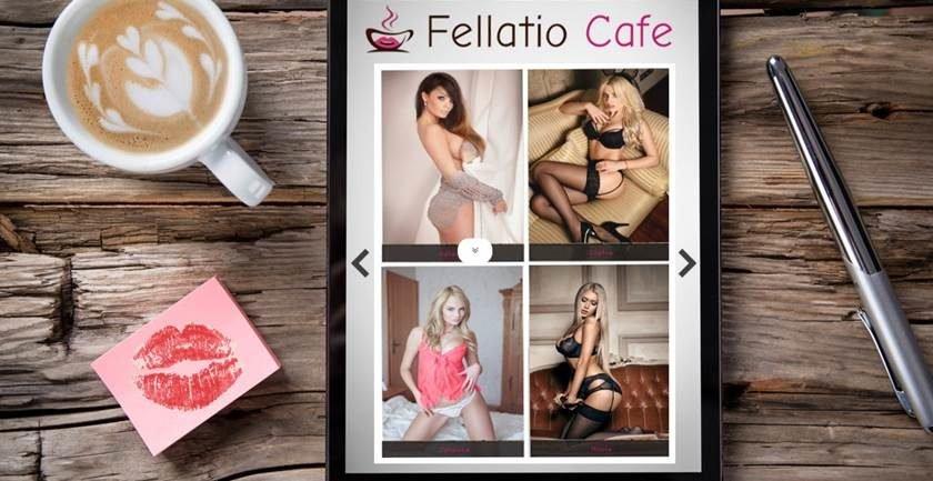 Reprodução/Fellatio Cafe