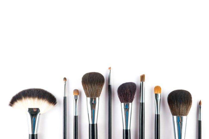 pincel maquiagem beleza