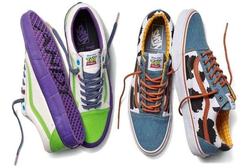 Vans lança coleção de tênis com estampas inspiradas no filme Toy Story 6e44b5f2bfb66