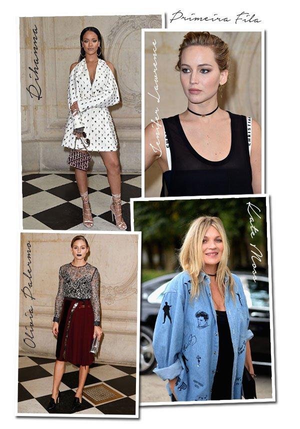 Getty Images/ Vogue Magazine/ Reprodução Instagram
