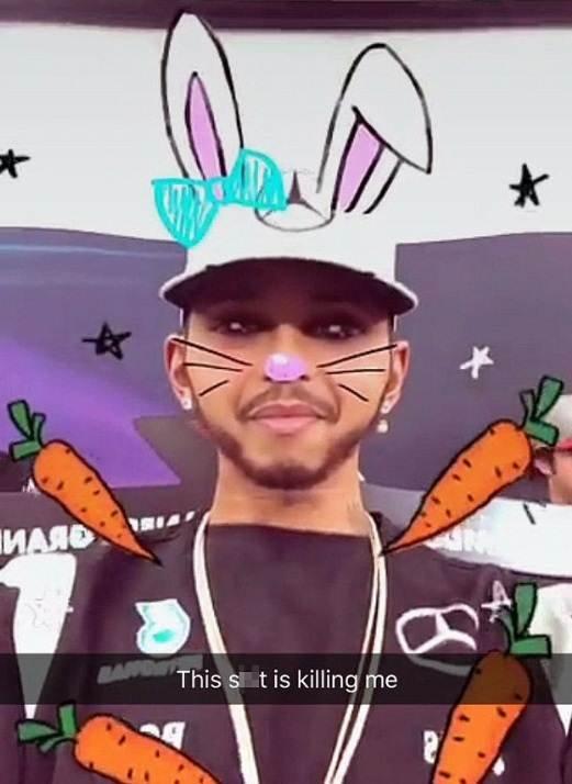 Reprodução/Snapchat