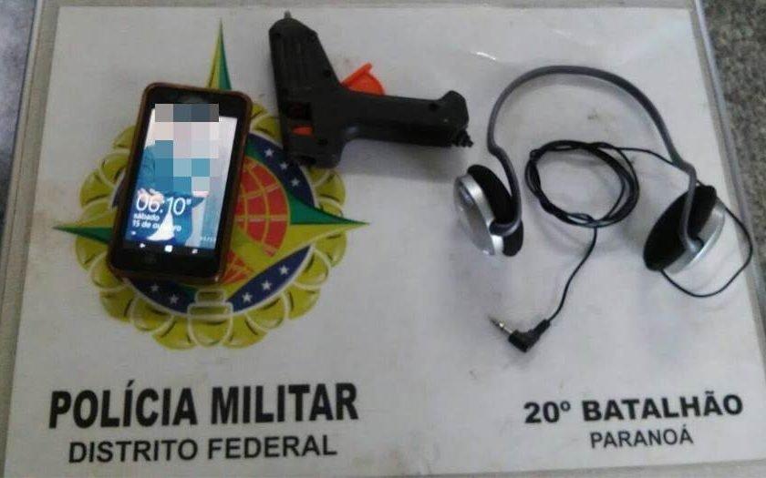 Reprodução/ Polícia Militar