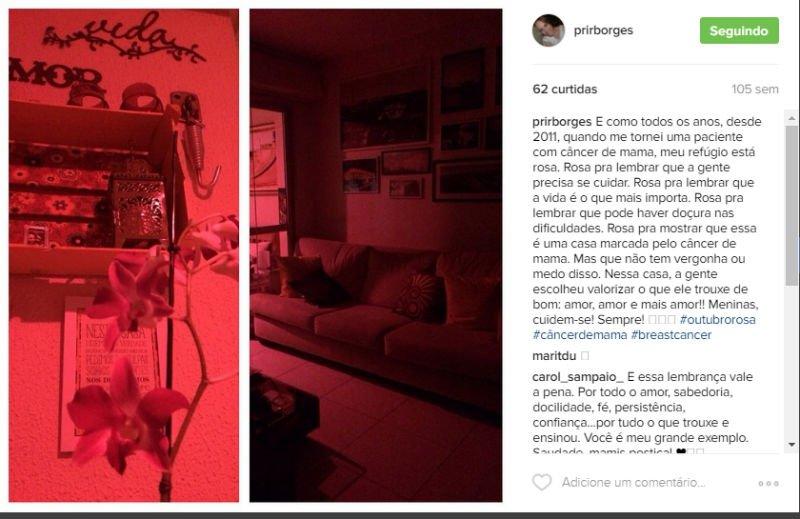 Reprodução do Instagram