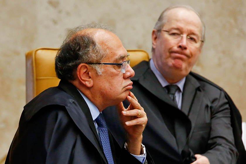 o ministro do STF Gilmar Ferreira Mendes