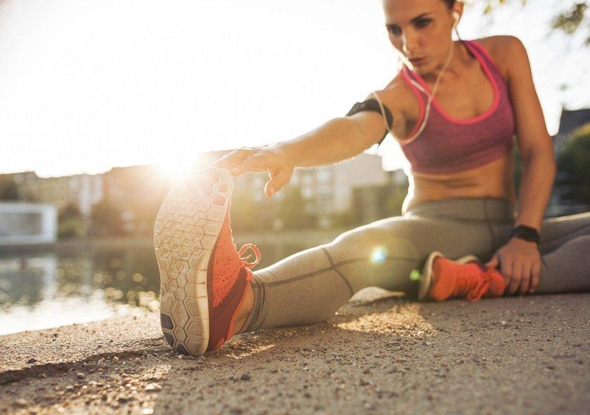 fitness corrida mulher malhação exercício físico