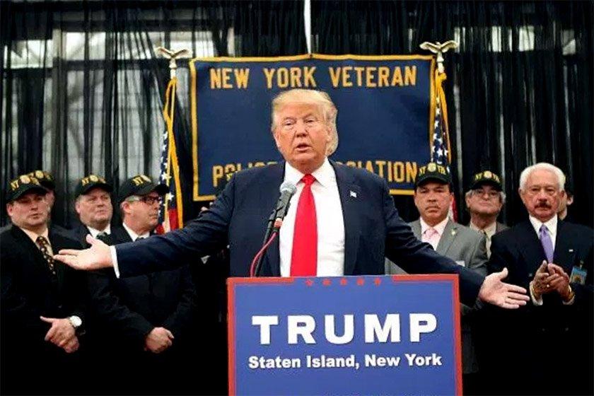 Donald Trump Media Press