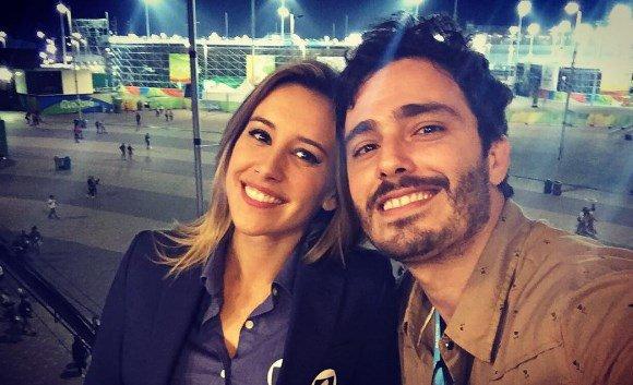 Thiago Rodrigues protagoniza barraco na portaria da Globo por causa da ex