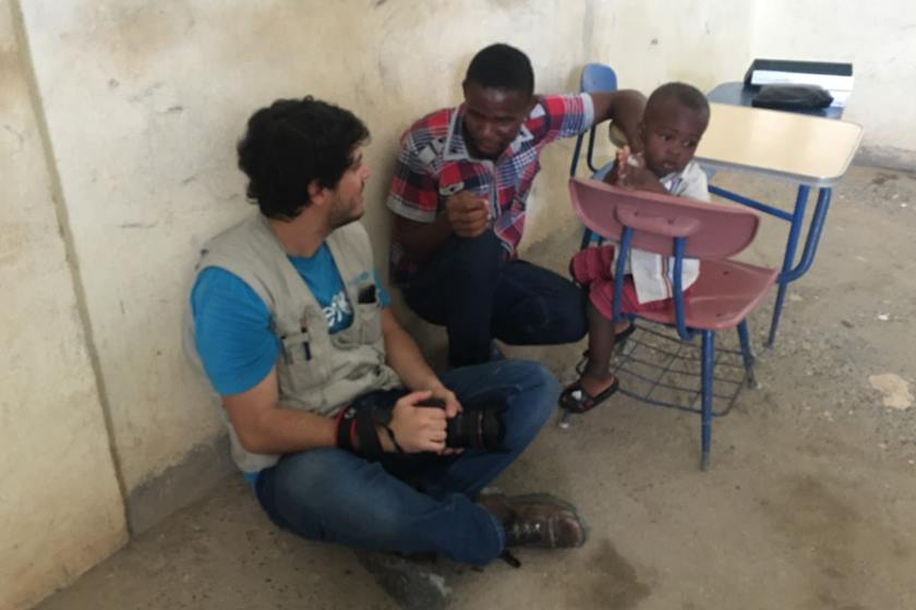 UNICEF/2016/Haiti/Alcantara