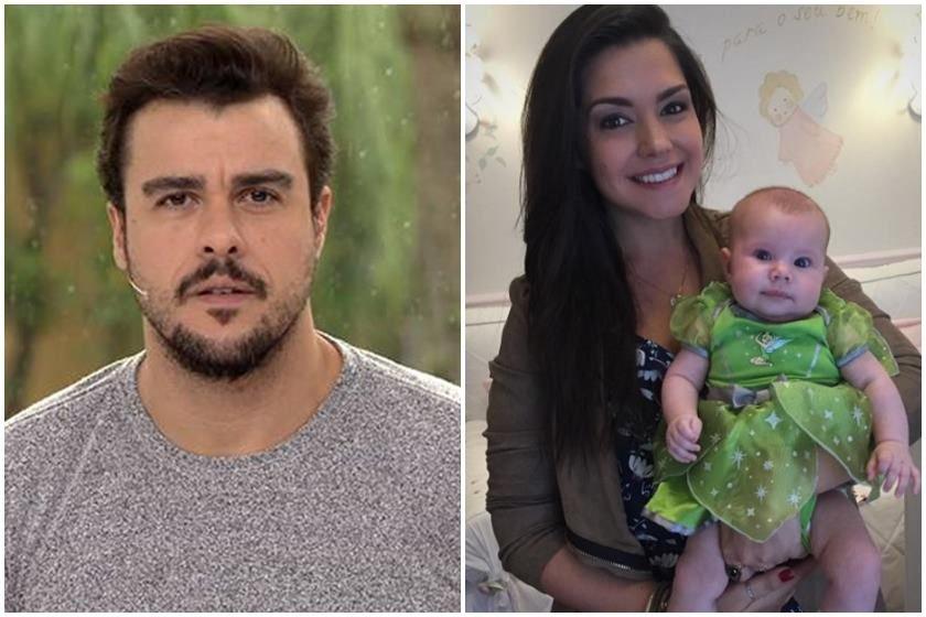 Reprodução/TV Globo e Instagram