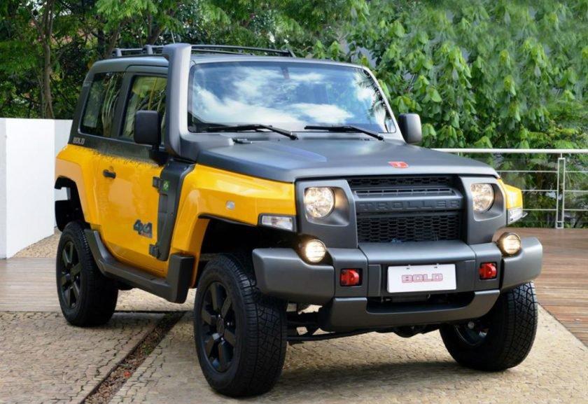 Foto: Ford do Brasil