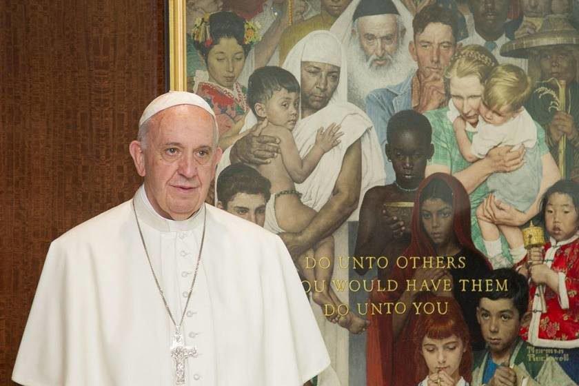 No Angelus, Papa lembra de beatificação de padre no Brasil