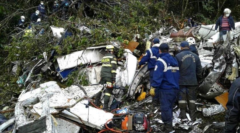 Reprodução/Policia Antioquia
