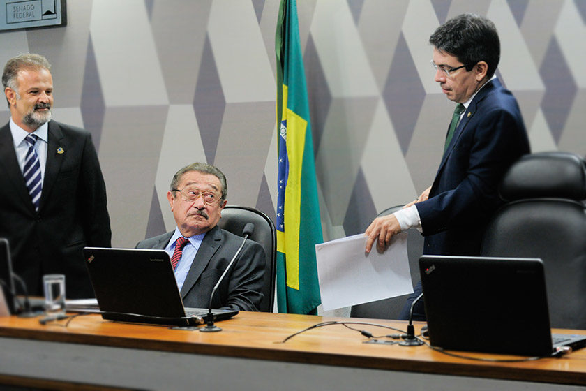 Geraldo Magela/Agência Senado