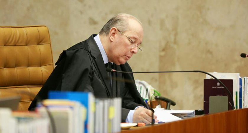 Ministro do STF Celso de Mello