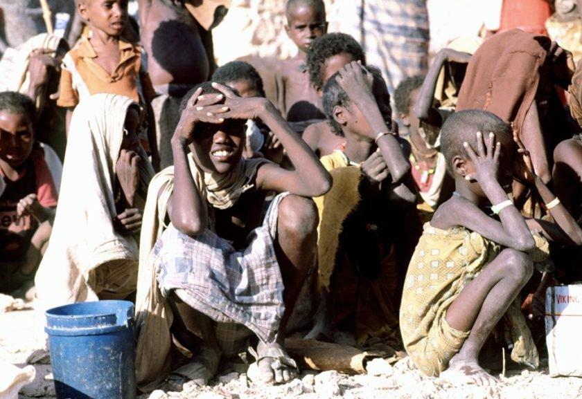 Resultado de imagem para Cerca de 110 somalis morrem nas últimas 48 horas devido à fome