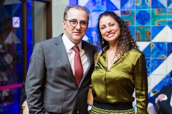 Brasília (DF), 13/12/2016 - Prêmio Engenho 2016Local: Embaixada de PortugalFoto: Giovanna Bembom/Metrópoles
