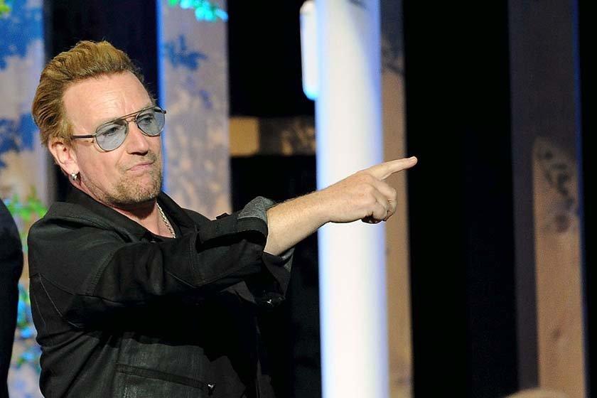 Bono Vox U2