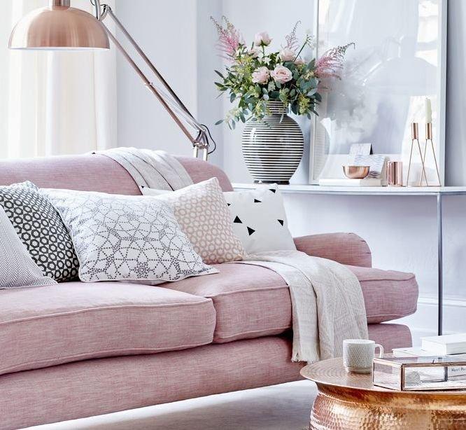 99 Beautiful White And Grey Living Room Interior: Decoração. As Cores Que Estarão Em Alta Em 2017