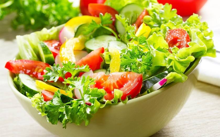Divulgação Salad Bowl