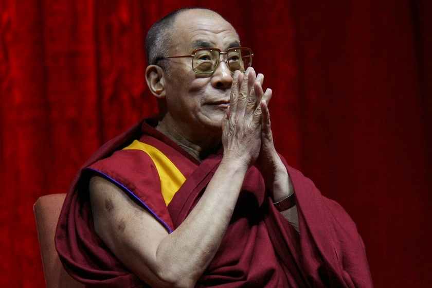 Dalai Lama Espera Que Trump E Putin Trabalhem Juntos Pela Paz Mundial Metropoles