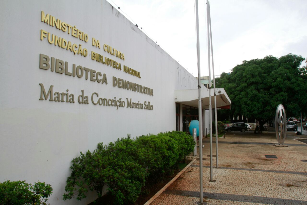 Biblioteca Demonstrativa de Brasília