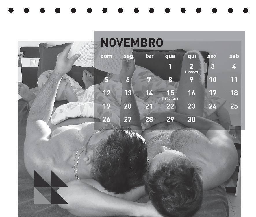 calendário biblioteca da diversidade