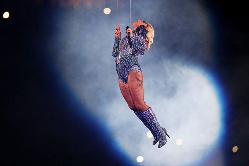 Lady Gaga sobre documentário: