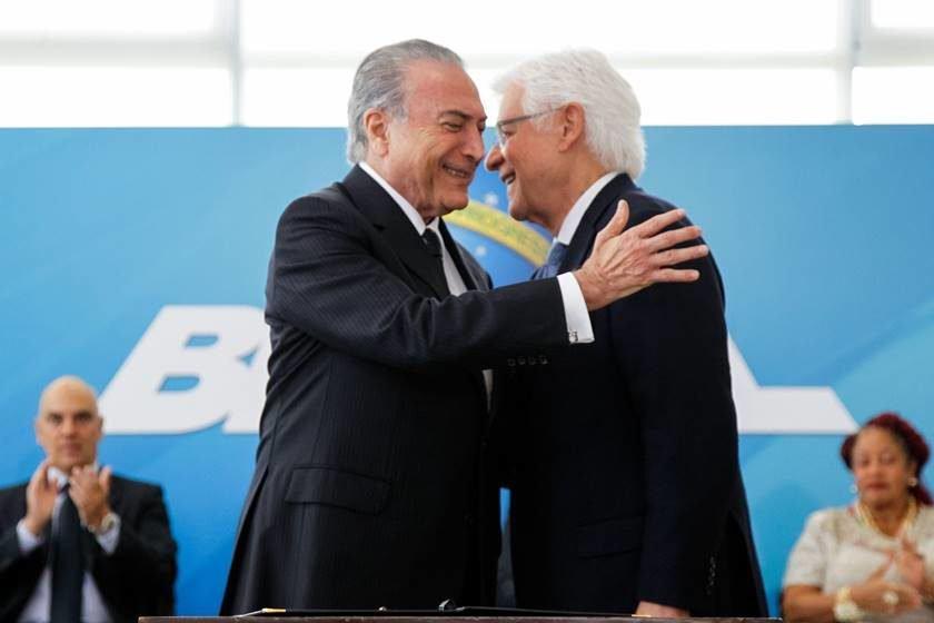 Justiça suspende nomeação de Moreira Franco como ministro de Temer