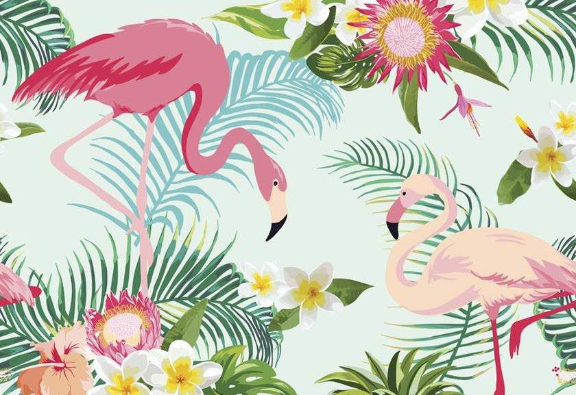 Pinterest Decreta 2017 é O Ano Das Festas De Flamingo