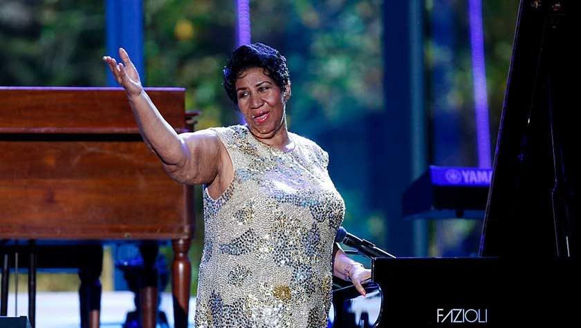 Aretha Franklin vai se aposentar dos palcos este ano