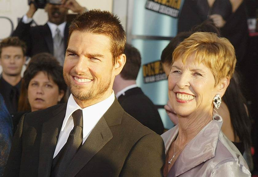 Morre a mãe de Tom Cruise, Mary Lee South