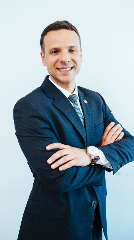 Deputado Professor Israel Batista (PV)