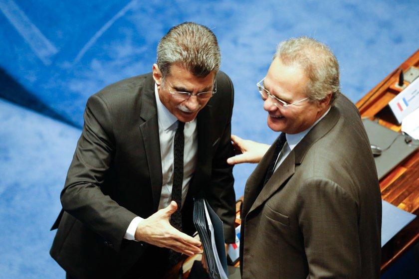 Resultado de imagem para Dirceu, Jucá e Renan