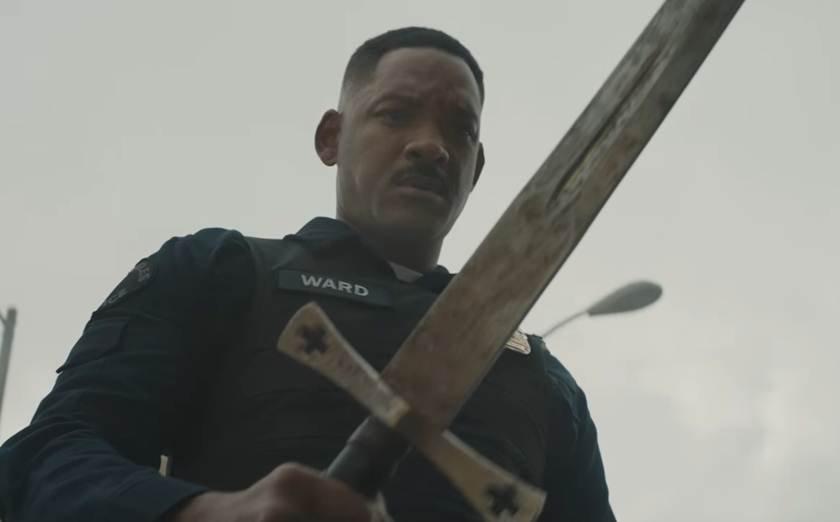 Bright Will Smith Tenta Emplacar Filme Na Netflix Com Orcs