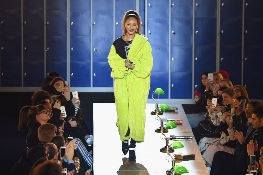 Pascal Le Segretain/Getty Images for Fenty Puma