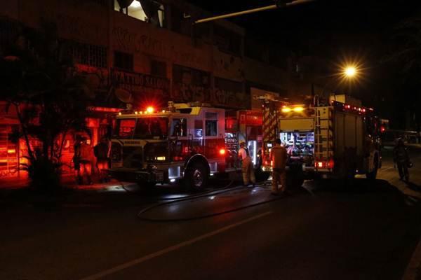 incêndio na 505 sul