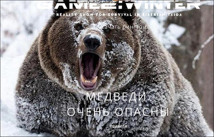 Reprodução do Siberian Times