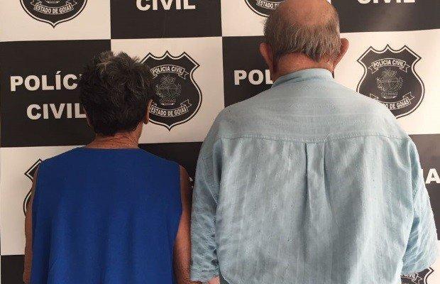 Divulgação/Polícia Civil de GO