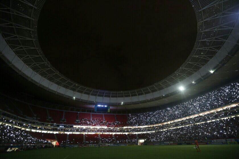 Apagão Mané Garrincha