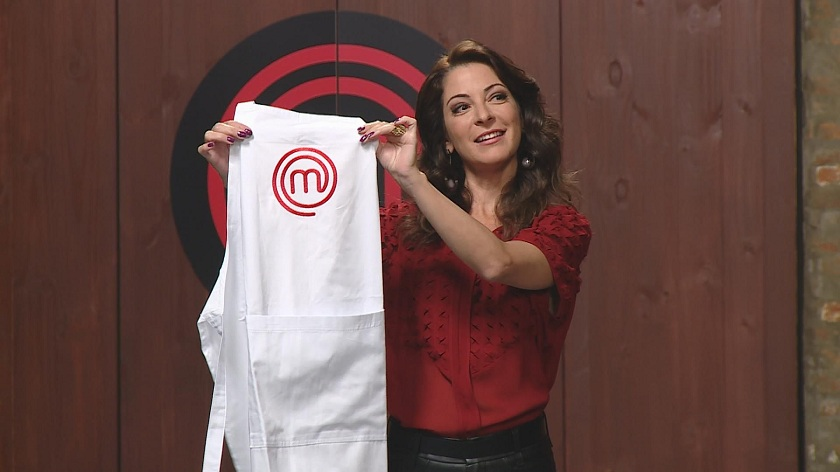 Ana Paula Padrão comanda o MasterChef Brasil