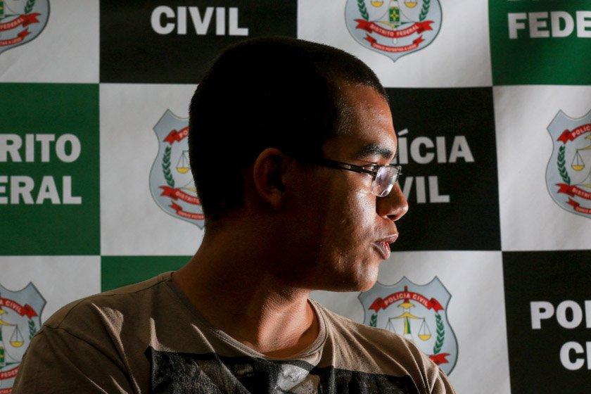 feminicidio louise brasilia unb