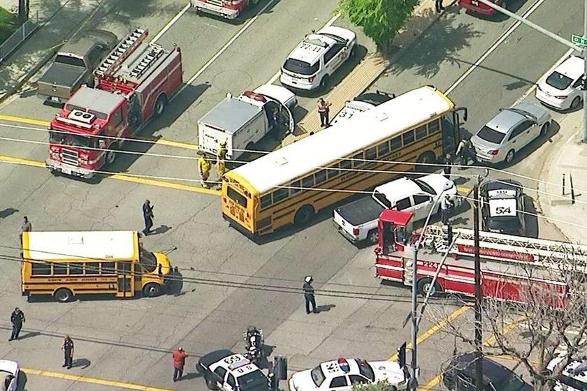 Tiroteio em escola deixa ao menos dois mortos na Califórnia