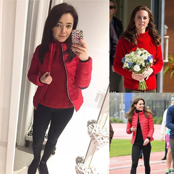 bbcda05dd Blogueira ensina a recriar os looks de Kate Middleton gastando pouco