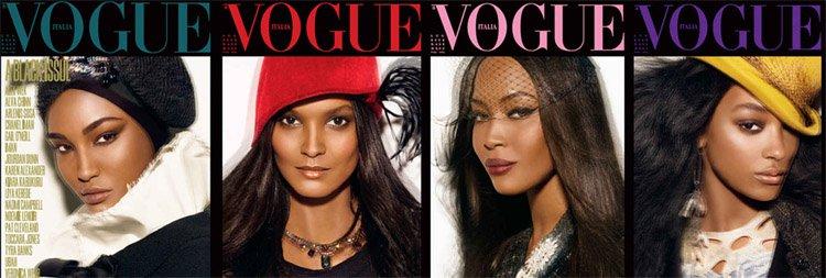 Vogue Italy/Divulgação