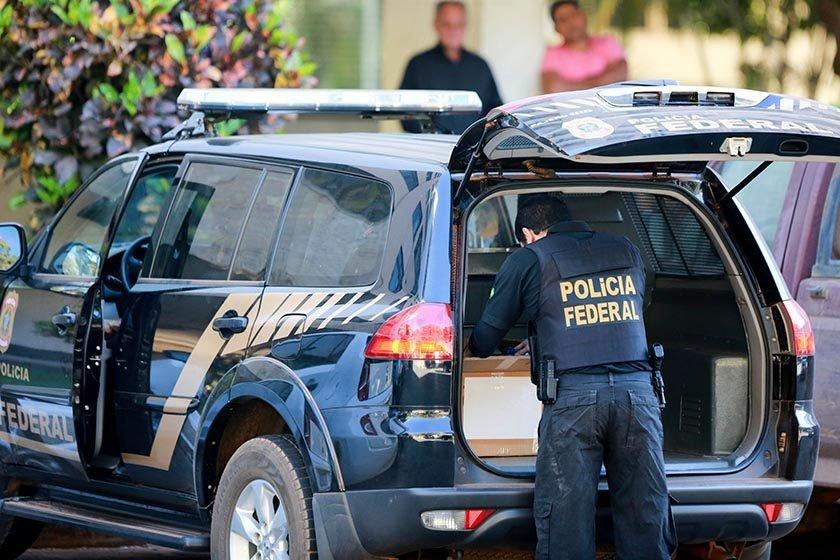 Polícia Federal deflagra 41ª fase da Lava Jato na manhã desta sexta