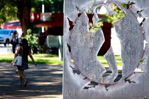 Praça do Compromisso 704 sul caso Galdino