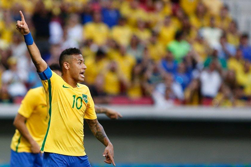 neymar brasil influente