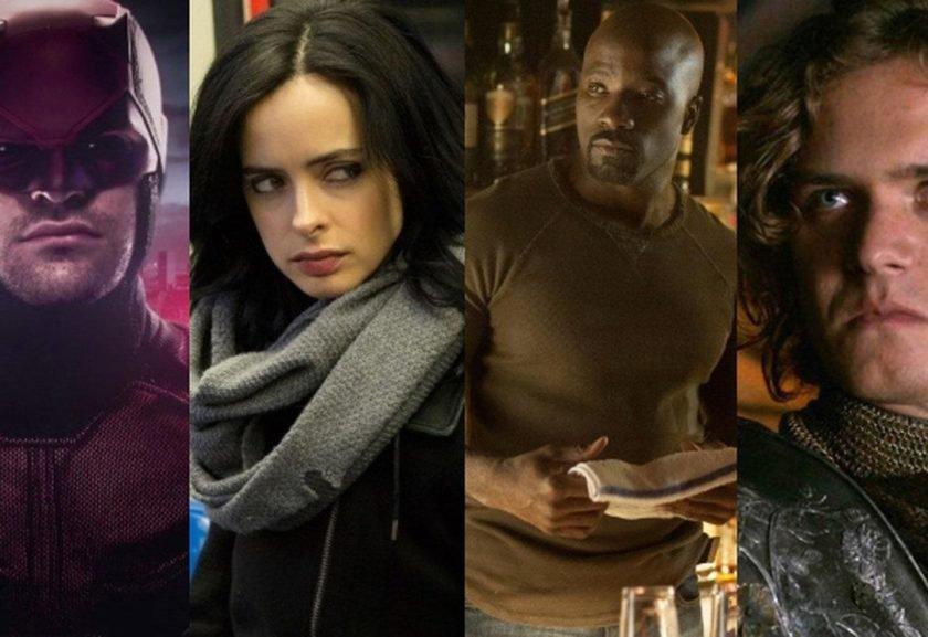 Netflix lança trailer de 'Marvel - Os Defensores'